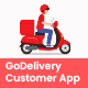GoDelivery - Delivery Software for Managing Your Local Deliveries - Customer App - CodeCanyon Item for Sale