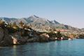 Nerja, Spain. coast near resort town of Nerja in Spain - PhotoDune Item for Sale