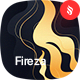 Fireza - Gold Dynamic Waves Backgrounds - GraphicRiver Item for Sale
