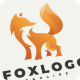 Fox - Logo Template - GraphicRiver Item for Sale
