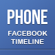 Phone Facebook Timeline Cover - GraphicRiver Item for Sale