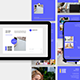 Modern and Neat Work from Home Instagram Template - GraphicRiver Item for Sale