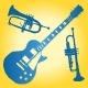 Drums & Bass Logo