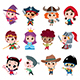 Kids character - GraphicRiver Item for Sale