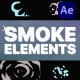 Smoke Elements | After Effects - VideoHive Item for Sale
