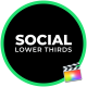Social Media Lower Thirds For FCPX - VideoHive Item for Sale