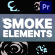 Smoke Elements | Premiere Pro MOGRT - VideoHive Item for Sale