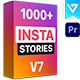 Instagram Stories   For Premiere Pro - VideoHive Item for Sale
