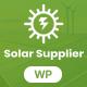 Solar Supplier - Wind & Solar Energy WordPress Theme - ThemeForest Item for Sale