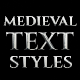 Medieval Photoshop Styles - GraphicRiver Item for Sale