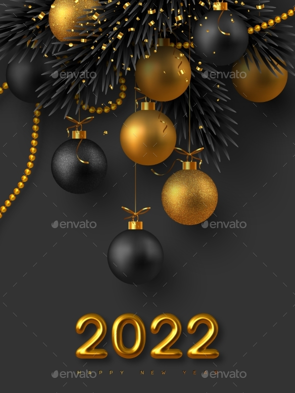 2022 New Year Sign