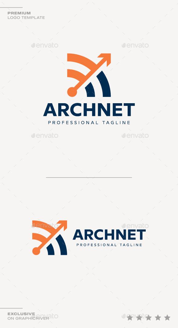 Arch Net Logo
