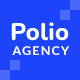Polio - Creative Agency PSD Template - ThemeForest Item for Sale