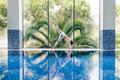 beautiful sporty woman yoga asana practice morning routine - PhotoDune Item for Sale
