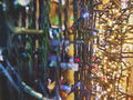 Brilliant image of a lot of christmas lights - PhotoDune Item for Sale