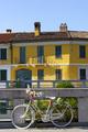 Gaggiano, historic town along the Naviglio Grande, Milan - PhotoDune Item for Sale