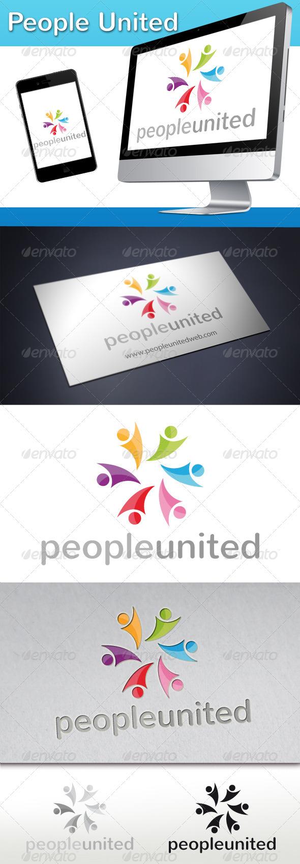 People United Logo