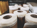 Group of brown paper roll for diy - PhotoDune Item for Sale