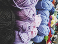 Background full of wool balls - PhotoDune Item for Sale