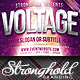 Download Voltage Party Flyer Template from GraphicRiver