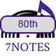 80th - AudioJungle Item for Sale