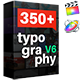 Essential Typography Library - Final Cut - VideoHive Item for Sale