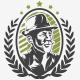 Old Farmer Logo - GraphicRiver Item for Sale