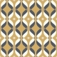 Ogee Seamless Vector Curved Pattern Abstract - GraphicRiver Item for Sale