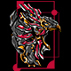 Mecha Steampunk Eagle - GraphicRiver Item for Sale