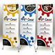 Industry Machines Roll-up Banner - GraphicRiver Item for Sale