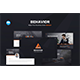 Behavior - Multipurpose Keynote Template - GraphicRiver Item for Sale