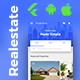 Real Estate Android App Template + Real Estate iOS App Template | Flutter 2 | PropertyHub - CodeCanyon Item for Sale