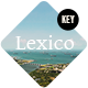 Lexico Keynote - GraphicRiver Item for Sale