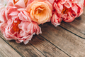Bunch of pink peonies and roses - PhotoDune Item for Sale