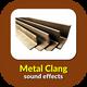 Metal Clang Sounds