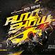 Auto Show Flyer - GraphicRiver Item for Sale