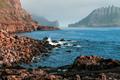 Dramatic view on Drangarnir and Tindholmur sea stacks - PhotoDune Item for Sale