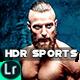 HDR Sports Presets Lightroom Mobile & Desktop - GraphicRiver Item for Sale