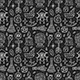 Magic Doodle Seamless Pattern - GraphicRiver Item for Sale