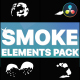Smoke Elements Pack | DaVinci Resolve - VideoHive Item for Sale