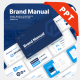 Brand Manual PowerPoint Presentation Template - GraphicRiver Item for Sale
