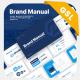Brand Manual Google Slides Presentation Template - GraphicRiver Item for Sale