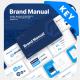 Brand Manual Keynote Presentation Template - GraphicRiver Item for Sale