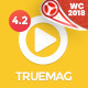 True Mag - WordPress Theme for Video and Magazine - ThemeForest Item for Sale
