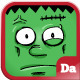 Monster Face Collection - GraphicRiver Item for Sale
