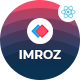 Imroz - React Agency & Portfolio Template