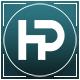 Deep Electronic Futuristic Intro Logo