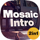Mosaic Intro - VideoHive Item for Sale
