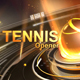 Tennis Intro - VideoHive Item for Sale