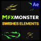Swishes Elements | After Effects - VideoHive Item for Sale